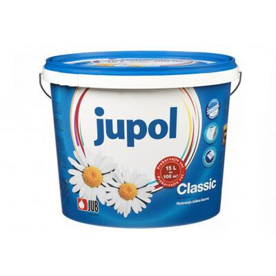 farba Jupol Classic biela 15 l (24.8 kg)