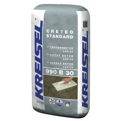 Hasit suchý betón  Creteo st.990 B30